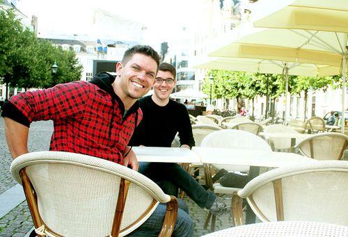 Josh and josh copenhagen