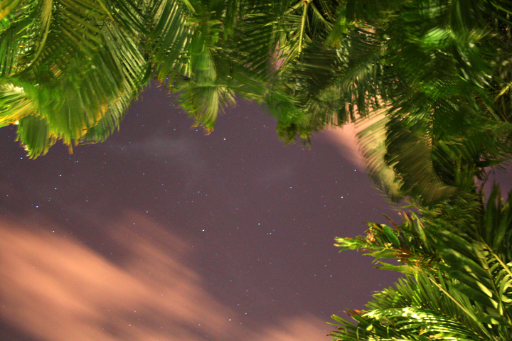 20 key west sky and stars from island house