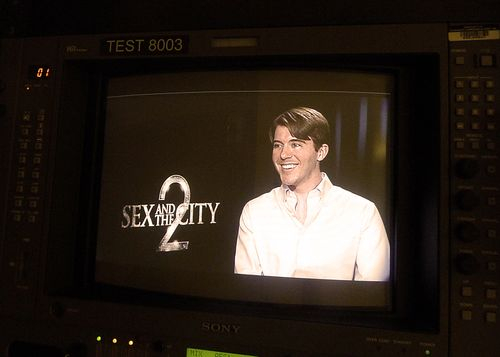 Josh helmin sex and the city 2 interview