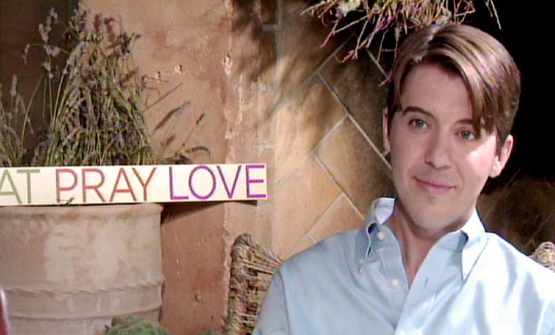 Josh H interviewing Ryan Murphy 073010 b